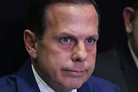 """São Paulo (SP), 29/07/2019 - Política / Governo / São Paulo - João Doria, Governador de São Paulo, anúncia o """"Projeto Star"""", que prevê o investimento de R$ 7 bilhões da Bracell para a expansão da fábrica de celulose no estado de São Paulo, nesta segunda-feira, 29. (Foto Charles Sholl/Brazil Photo Press/Agencia O Globo) Politica"""
