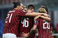 20200724 Calcio Milan Atalanta Serie A