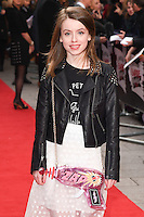 Rosie Day<br /> at the Empire magazine Film Awards 2016 held at the Grosvenor House Hotel, London<br /> <br /> <br /> ©Ash Knotek  D3100 20/03/2016