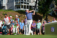 2017 Travelers Chamionship - Brandt Snedeker - 18th Tee - 6/22/2018 - 1st Round