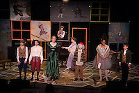 Mirette presented by COCA in St. Louis, MO on Jan 22, 2015.