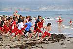 Junior Lifeguards in Capitola