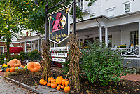 The Red Lion Inn, Stockbridge, Massachusetts, USA.