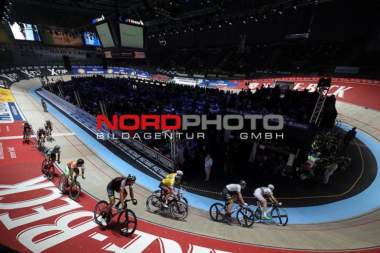 09.01.2015, &Ouml;VB Arena, Bremen, GER, Sixdays Bremen, im Bild Die Bahn in der &Ouml;VB Arena<br /> <br /> Foto &copy; nordphoto / Frisch
