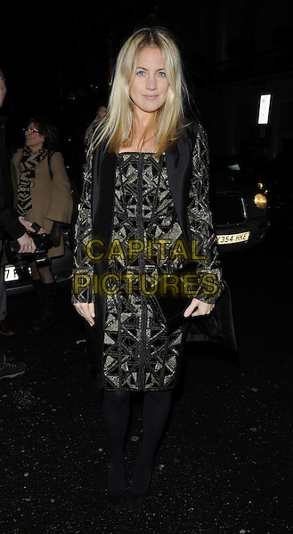 LONDON, ENGLAND - JANUARY 30: Marissa Montgomery attends the new Amanda Wakeley flagship store launch party, January 30, 2014 in London, England, UK.<br /> CAP/CAN<br /> &copy;Can Nguyen/Capital Pictures