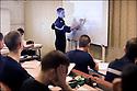 2009 / Officier &eacute;l&egrave;ve.<br /> Le cours.