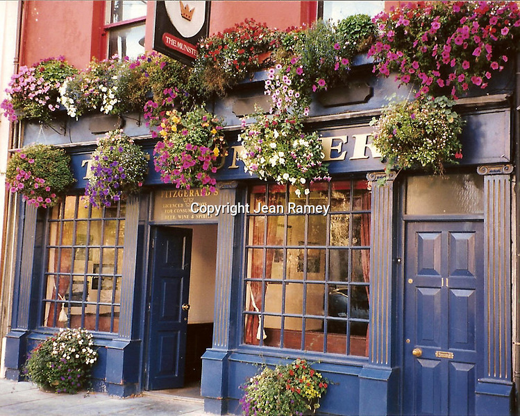 Irish Pub - Waterford, Ireland