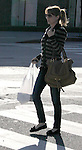 February 5th 2011 Exclusive ..Ellen Pompeo picked up lunch at LE Pain Quotidien restaurant in West Hollywood. Then Ellen picked up some more food at Urth Caffe next door. Ellen was wearing a stripped sweater carrying her food to go & a big tan purse handbag. ..AbilityFilms@yahoo.com.805-427-3519.www.AbilityFilms.com.