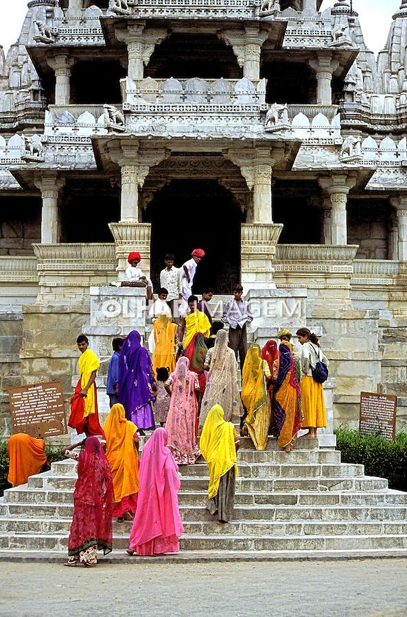 Palácio em Jaipur. Índia. 1998. Foto de Vinícius Romanini.