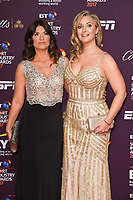 Bianca Westwood &amp; Hayley McQueen at the BT Sport Industry Awards 2017 at Battersea Evolution, London, UK. <br /> 27 April  2017<br /> Picture: Steve Vas/Featureflash/SilverHub 0208 004 5359 sales@silverhubmedia.com