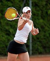 13-8-09, Den Bosch,Nationale Tennis Kampioenschappen, Kwartfinale, Susanne Trik