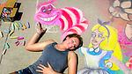 Bondurant Chalk Fest 7-8-16