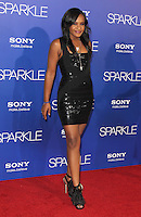 HOLLYWOOD, CA - AUGUST 16: Bobbi Kristina Brown at the 'Sparkle' film premiere at Grauman's Chinese Theatre on August 16, 2012 in Hollywood, California. &copy;&nbsp;mpi26/MediaPunch Inc. /NortePhoto.com<br />
