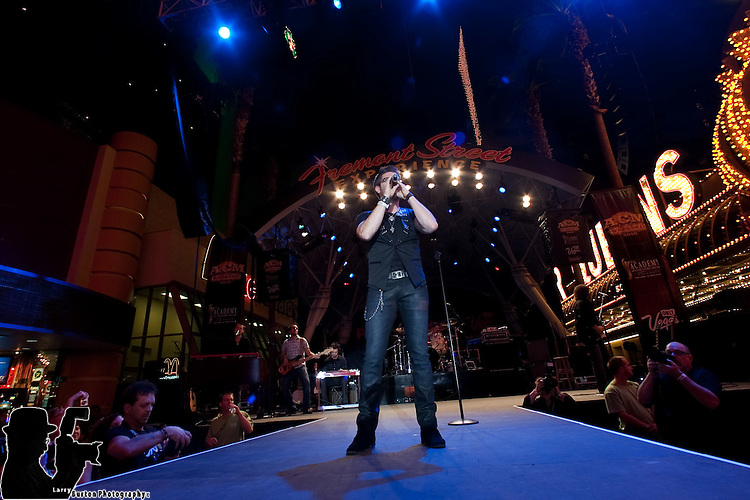 TWO DAYS OF FREE, OPEN-TO-THE PUBLIC ALL-STAR CONCERTS TO BE HELD DURING ACM WEEKEND AT FREMONT STREET EXPERIENCE FRIDAY, APRIL 16  Danny Gokey