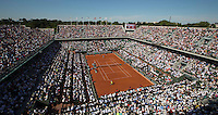 AMBIENCE<br /> <br /> <br /> Tennis - French Open 2014 -  Toland Garros - Paris -  ATP-WTA - ITF - 2014  - France <br /> 6th June 2014. <br /> <br /> &copy; AMN IMAGES