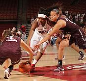 Razorback women vs. Missouri State 12/2/15