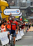 Vincenzo Nibali (ITA) Bahrain-Merida wins Stage 20 of the 2019 Tour de France running 59.5km from Albertville to Val Thorens, France. 27th July 2019.<br /> Picture: John Pierce/PhotoSport Int | Cyclefile<br /> All photos usage must carry mandatory copyright credit (© Cyclefile | John Pierce/PhotoSport Int)