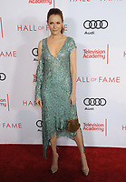 www.acepixs.com<br /> <br /> November 15 2017, LA<br /> <br /> Darby Stanchfield arriving at the Television Academy's 24th Hall of Fame Ceremony at the Saban Media Center on November 15, 2017 in Los Angeles, California.<br /> <br /> By Line: Peter West/ACE Pictures<br /> <br /> <br /> ACE Pictures Inc<br /> Tel: 6467670430<br /> Email: info@acepixs.com<br /> www.acepixs.com