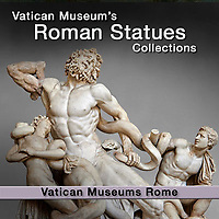 Pictures of Roman Sculpture Art & Statues of The Vatican Museum Rome