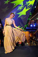 Franziska Weisz bei der Eröffnungsfeier der Berlinale 2015 / 65. Internationale Filmfestspiele Berlin, 05.02.2015