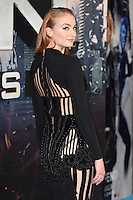 Sophie Turner at a Global Fan Screening of &quot;X-Men Apocalypse&quot; at BFI IMAX, South Bank, London<br /> May 9, 2016  London, UK<br /> Picture: Steve Vas / Featureflash