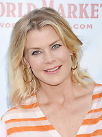 LOS ANGELES, CA - FEBRUARY 03: Actor Alison Sweeney arrives at the Premiere Of Columbia Pictures' 'Peter Rabbit' at The Grove on February 3, 2018 in Los Angeles, California.<br /> CAP/ROT/TM<br /> &copy;TM/ROT/Capital Pictures