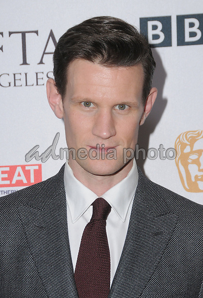 15 September  2017 - Beverly Hills, California - Matt Smith. 2017 BAFTA Los Angeles BBC America TV Tea Party  held at The Beverly Hilton Hotel in Beverly Hills. Photo Credit: Birdie Thompson/AdMedia