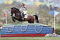Yoshiaki Oiwa (JPN), <br /> AUGUST 8, 2016 - Equestrian : <br /> Eventing Individual Cross country <br /> at Olympic Equestrian Centre <br /> during the Rio 2016 Olympic Games in Rio de Janeiro, Brazil. <br /> (Photo by Yusuke Nakanishi/AFLO SPORT)