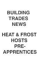 Building Trades News Heat Frost Hosts Class of Pre-Apprentices