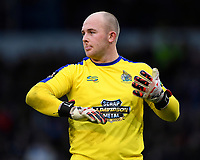 Tony Thompson of Altrincham during Portsmouth vs Altrincham, Emirates FA Cup Football at Fratton Park on 30th November 2019