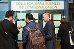 BRUSSELS - BELGIUM - 15 November 2012 -- European Training Foundation (ETF) conference on - Towards excellence in entrepreneurship and enterprise skills. -- Conference participants. -- PHOTO: Juha ROININEN /  EUP-IMAGES.