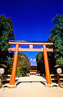 Shimogamo Shrine, Kyoto, Japan