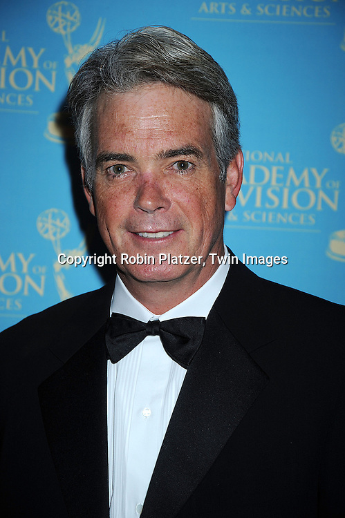 John Roberts ..posing for photographers at The 35th Annual Creative Arts & Entertainment Daytime Emmy Awards on June 13, 2008 at Rose Hall in Lincoln Center in New York City.....Robin Platzer, Twin Images