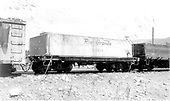End side view of water car #0469 (ex Unitah) at Rockwood.<br /> D&amp;RGW  Rockwood, CO  Taken by Maxwell, John W. - 4/6/1971