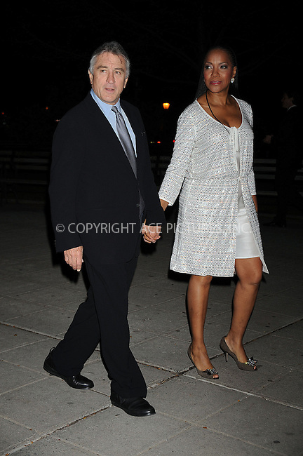 WWW.ACEPIXS.COM . . . . . ....April 21 2009, New York City....Actor Robert De Niro and wife Grace Hightower arriving at the Vanity Fair party for the 2009 Tribeca Film Festival at the State Supreme Courthouse on April 21, 2009 in New York City.....Please byline: KRISTIN CALLAHAN - ACEPIXS.COM.. . . . . . ..Ace Pictures, Inc:  ..tel: (212) 243 8787 or (646) 769 0430..e-mail: info@acepixs.com..web: http://www.acepixs.com