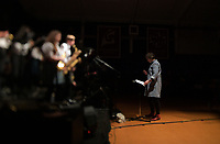 Fresh Jam College Jazz Showcase at Kuranui College in Greytown, Wairarapa, New Zealand on Friday, 11 August 2017. Photo: Dave Lintott / lintottphoto.co.nz