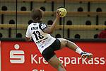 Prudence Kinlend (Vulkan-Ladies Koblenz/Weibern) mit Ball #<br />  im Spiel TPSG FA Goeppingen - VL Koblenz / Weibern.<br /> <br /> Foto &copy; P-I-X.org *** Foto ist honorarpflichtig! *** Auf Anfrage in hoeherer Qualitaet/Aufloesung. Belegexemplar erbeten. Veroeffentlichung ausschliesslich fuer journalistisch-publizistische Zwecke. For editorial use only.