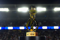 Carson, CA - Thursday August 03, 2017: Tournament of Nations trophy after the 2017 Tournament of Nations match between the women's national teams of the United States (USA) and Japan (JPN) at the StubHub Center.