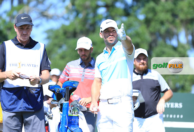 Paul Casey (ENG) during the First Round of The Players, TPC Sawgrass,   Florida, USA. 12/05/2016.<br /> Picture: Golffile   Mark Davison<br /> <br /> <br /> All photo usage must carry mandatory copyright credit (&copy; Golffile   Mark Davison)