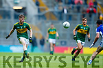 Patrick Warren Kerry in action against  Cavan in the All Ireland Minor Semi Final in Croke Park on Sunday.