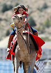Images from the 59th Annual International Camel &amp; Ostrich Races in Virginia City, Nev., on Friday, Sept. 7, 2018. <br /> Photo by Cathleen Allison/Nevada Momentum