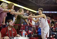 NWA Democrat-Gazette/BEN GOFF @NWABENGOFF<br /> Arkansas vs UT Arlington basketball on Friday Nov. 18, 2016 during the game in Bud Walton Arena in Fayetteville.