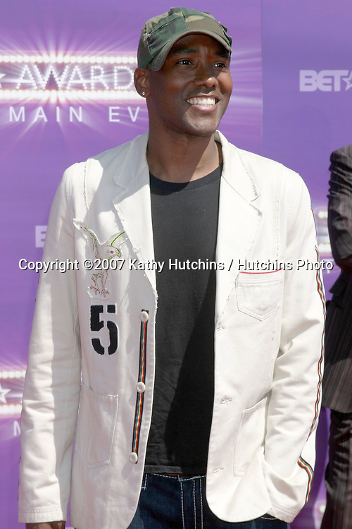 Blu Fox.2007 BET Awards.Shrine Auditorium.Los Angeles, CA.June 26, 2007.©2007 Kathy Hutchins / Hutchins Photo....