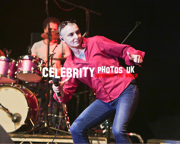 Sinead O'Connor found safe after being reported missing near Chicago16/05/16<br /> <br />  photos at Womad  2014