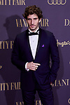 Quim Gutierrez attends to Vanity Fair 'Person of the Year 2019' Award at Teatro Real in Madrid, Spain.