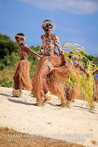 Ukeinemel, groupe de danse de Lifou