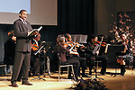 Terry Cook Bass-Baritone performs with the Ossia Chamber Ensemble, at the John Jay Justice Award ceremony, April 5 2011.