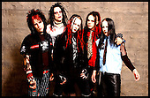 Murderdolls Studio Session featuring Joey Jordison of Slipknot
