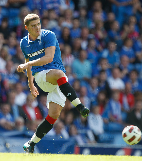 Kyle Hutton, Rangers