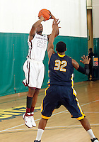 April 10, 2011 - Hampton, VA. USA;  Jamel Artis participates in the 2011 Elite Youth Basketball League at the Boo Williams Sports Complex. Photo/Andrew Shurtleff